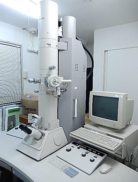 透過型電子顕微鏡③